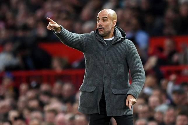 Bukan Liverpool, Guardiola Anggap Tottenham Pesaing Berat Man City