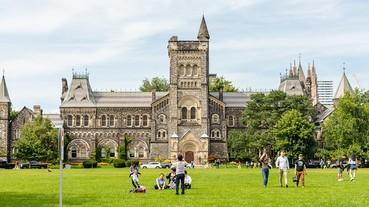 【加拿大-多倫多旅遊】多倫多大學+女王公園.《哈利波特》中的霍格華茲魔法學校原型,及多部電影取影地