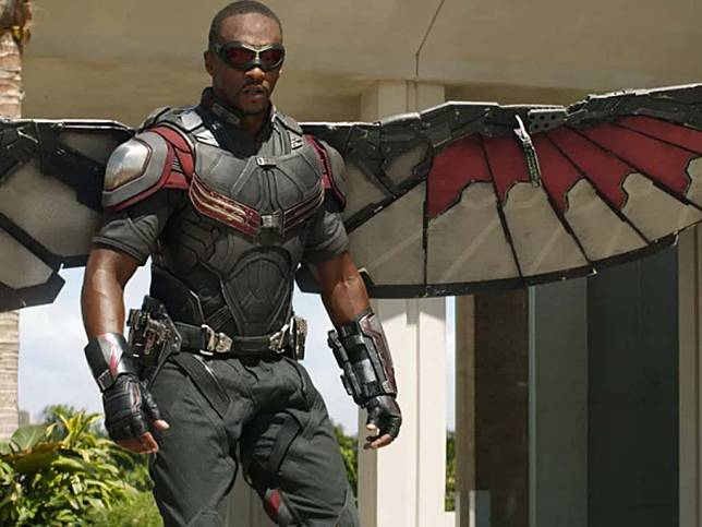 Marvel Dituduh Rasisme dari Kacamata Pemeran Falcon