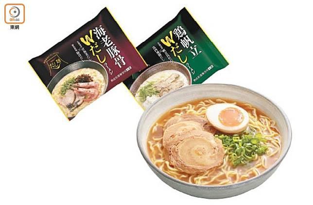 日本雙重湯底拉麵(資料圖片)
