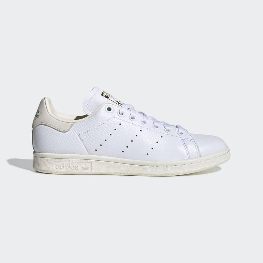 Adidas Originals Stan Smith 白色 奶油底 經典 慢跑鞋 女段 CG6820