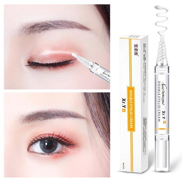 雙眼皮貼定型霜精華液非永久膠水自然無痕持久隱形韓國大眼神器女 免運