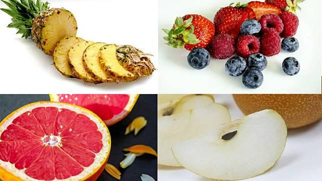 อาหารลดน้ำหนักผลไม้น้ำผลไม้