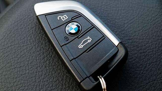 Ilustrasi kunci mobil. [Shutterstock]