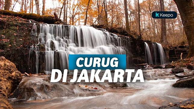 7 Wisata Curug di Dekat Jakarta yang Asik buat Seru-seruan