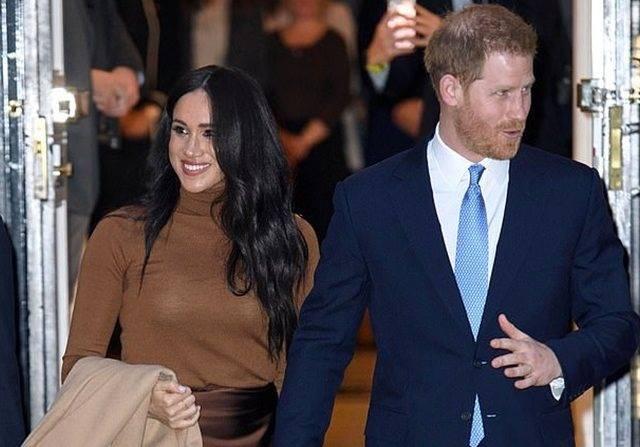 Gelar Dicopot, Meghan Markle dan Harry Bernasib Seperti Lady Diana
