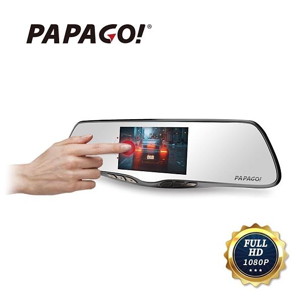 前鏡頭1080P 後鏡頭720P 支援倒車顯影 GPS測速提示 觸控LCD