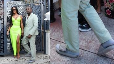 Kanye West 竟然穿「拖鞋」搭西裝參加婚禮?盤點各國達人的極限正裝穿搭術!