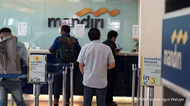 Kurs Dollar Rupiah Bank Mandiri Hari Ini Selasa 22 September Cek Sebelum Tukar Valas Kontan Co Id Line Today
