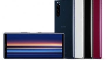 Sony Xperia 5 新旗艦發表:6.1 吋 21:9 HDR 螢幕、12MP 三主相機、高通 S855 處理器