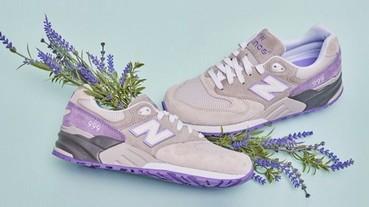 馬卡龍浪漫色 必入手 5 對冬日薰衣草紫色波鞋