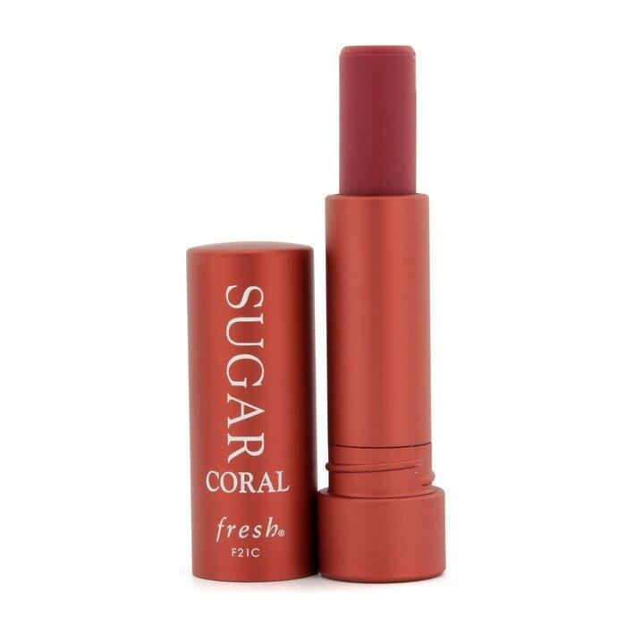 馥蕾詩 Fresh - 黃糖潤色護唇膏SPF 15 Sugar Lip Treatment SPF 15 - Coral