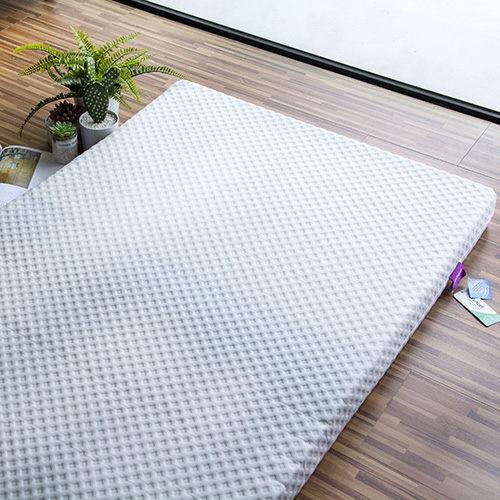 床墊/單人-[克拉斯7段式記憶床墊0610]-分區釋壓,極致舒適睡眠體驗-好傢在