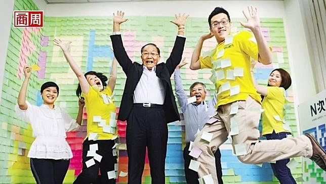 台灣文具復活奇蹟