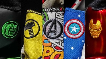 超級英雄集結/ STAYREAL│Avengers 復仇者聯盟聯乘鞋款