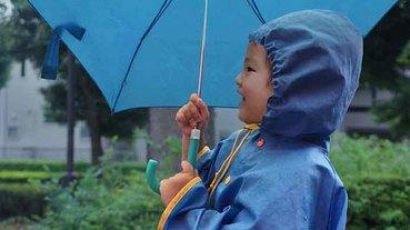 帶寶寶出門下雨怎麼辦?8個雨天必備物
