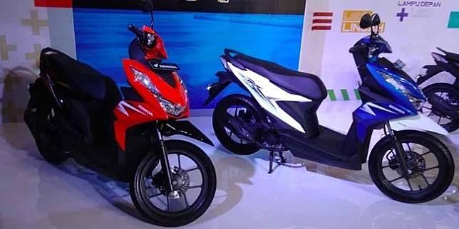 All New Honda BeAT 2020 (Otosia.com/Nazarudin Ray)