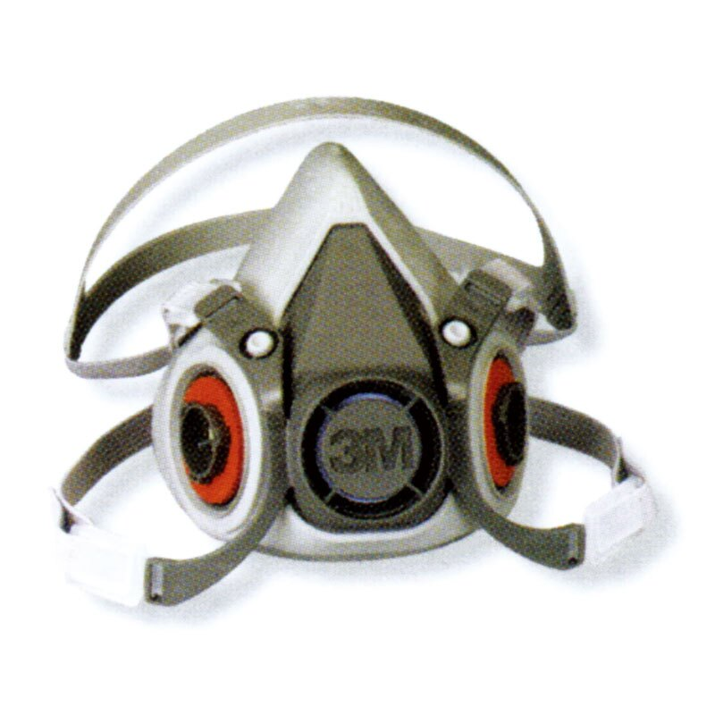 《3M》防毒面具(不附濾毒罐) Gaz Mask