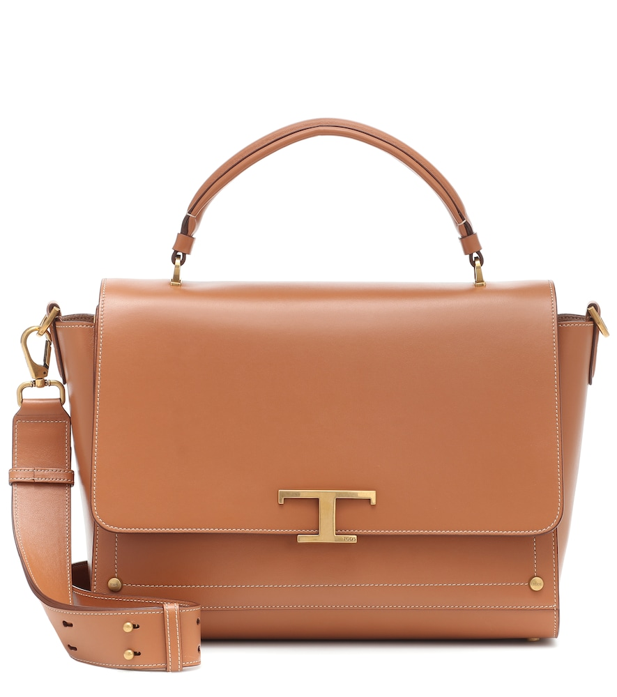 As far as Tod's Timeless Large shoulder bag is concerned, the name says it all.