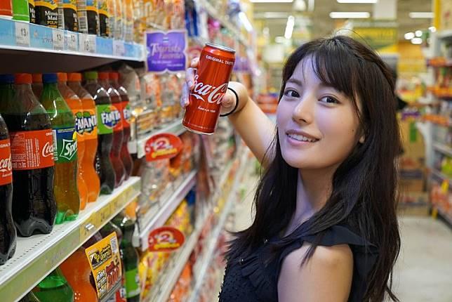 來到泰國,即使是逛逛超市,一樣可以令人放鬆!(互聯網)
