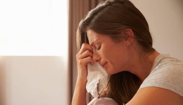 Ilustrasi wanita menangis. shutterstock.com