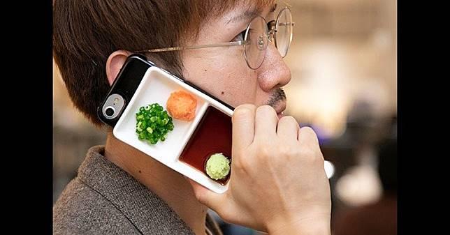設計理念和使用上都十分搞笑的百爛調味料手機殼