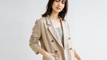 日本通勤族必備的外套單品首選,混搭3種褲裝風格營造多變的都會形象