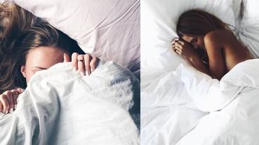 每天都覺得睡不飽嗎?這三種狀況代表你睡眠品質不佳喔!