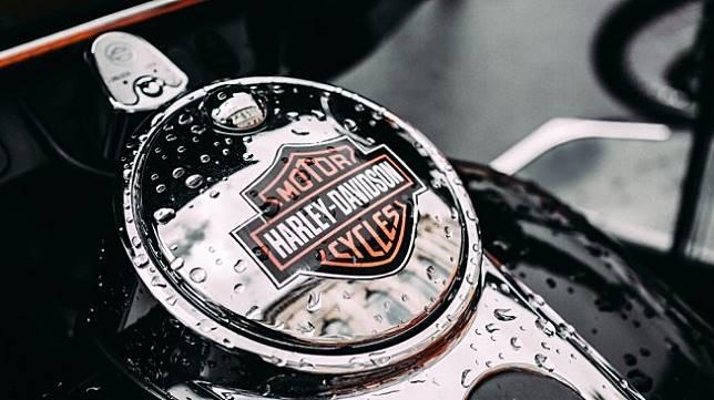 Ilustrasi logo Harley-Davidson [Shutterstock].