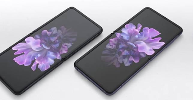 Samsung Garap Ponsel Layar Lipat Terjangkau Pertama