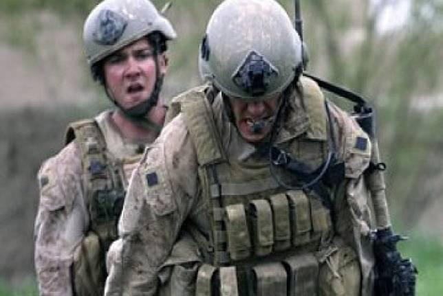 Pasukan Amerika Serikat (AS) di Afghanistan