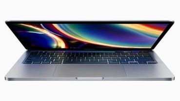 全新 MacBook Pro 13 吋登場!配備新巧控鍵盤 台幣 41900 元起