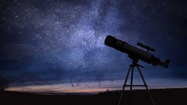 Ilustrasi Astronomi. [Shutterstock]