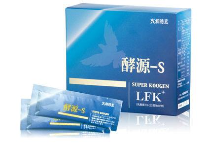 大和酵素~酵源S(2.5公克×30包)~買5盒送1盒~特惠中~