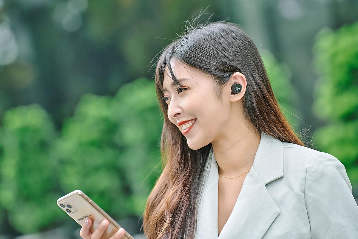 聽見音樂醍醐味,Sennheiser 高音質真無線藍牙耳機 CX 400BT 開箱評測