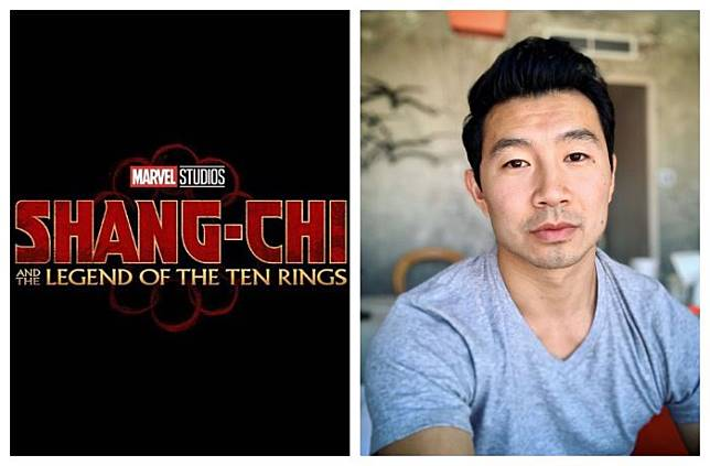 Simu Liu, pemeran superhero Asia pertama.