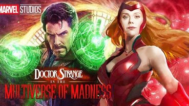 緋紅女巫加盟!班奈狄克證實《奇異博士 2:瘋狂多重宇宙》將於這月底正式開拍!