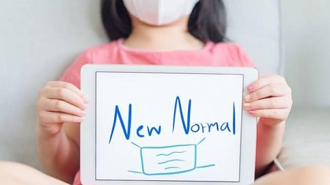 Ilustrasi konsep new normal (Shutterstock)
