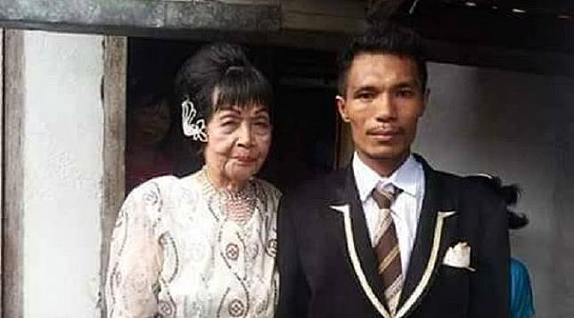 Nenek Nikahi pemuda