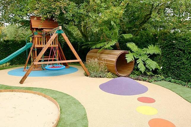 Ide Desain Taman Rumah Yang Seru Untuk Bermain Anak   Arsitag.com   LINE TODAY