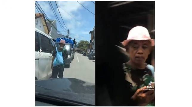 Sosok Diduga Pesulap Pak Tarno Tertangkap Jalan Kaki (instagram.com/nenk_update)