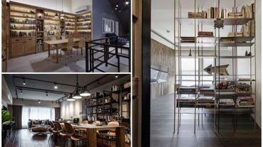 打造夢幻藏書閣,充滿書香生活的書牆 X 書房規畫設計