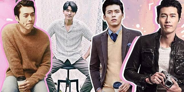 Boy Crush, 8 Aksi Hyun Bin Ini Bikin Kamu Jatuh Hati!