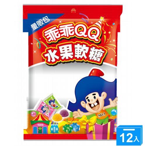◆ 超Q超可口的好吃軟糖,每一口都有不同的水果風味,配合薄薄的脆糖顆粒,每一口都給您滿溢的水果香氣,一口一個剛剛好,絕對是您不能錯過的Q勁口感 商品名稱 : QQ水果軟糖340g 品牌 : 乖乖 商品