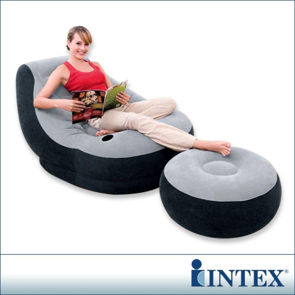 ◆ 美國首選大品牌充氣床◆ 扶手有放置杯架的設計 ◆ 特殊支撐結構,舒適性再提昇