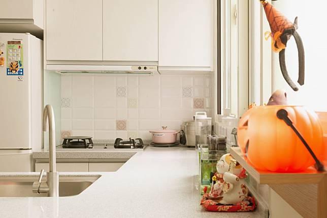 北歐風幸福小廚房