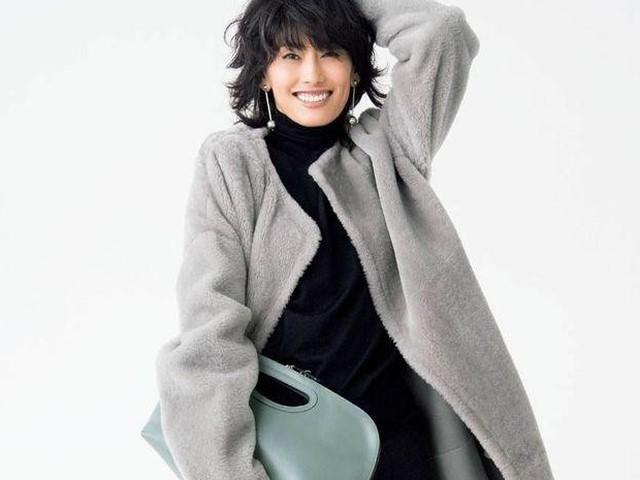 f720416e4e1fd ノーカラーコート35選 ワイドパンツとの合わせ方やノーカラージャケットなど、大人女性の着こなし集 (PreciousNews) -  LINEアカウントメディア
