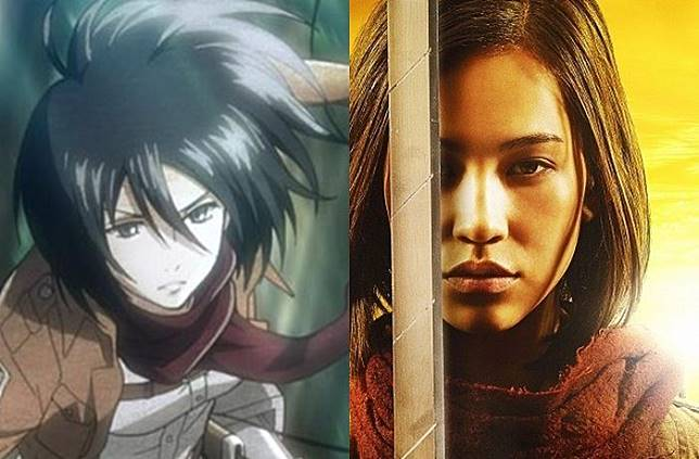 Ini 5 Wajah Cewek Anime Dengan Versi Live Action Nya Mirip Dan Cantik Nggak