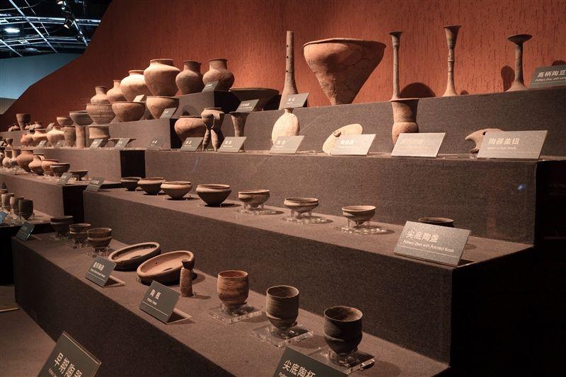 金沙遺址有大量陶器出土,年代多為殷墟晚期和西周早期。(圖片來源:欣傳媒)
