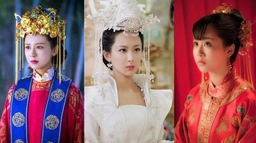 《親愛的,熱愛的》楊紫&李現拍婚紗!楊紫9個「陸劇嫁衣造型」,第八個是最驚悚黑歷史